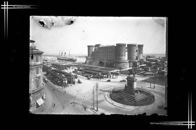 1930 - Piazza Municipio