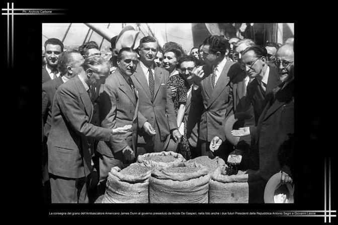 1948 - La consegna del grano