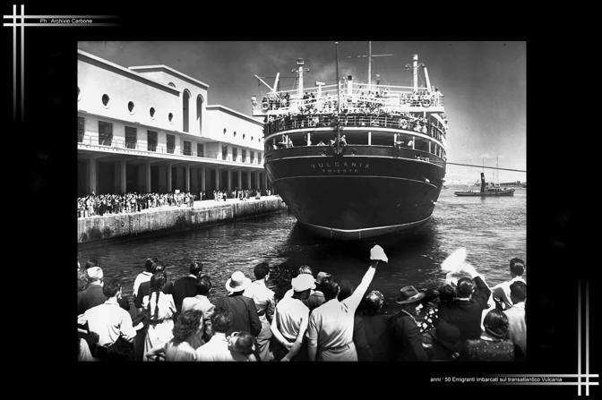 1952 - Emigranti