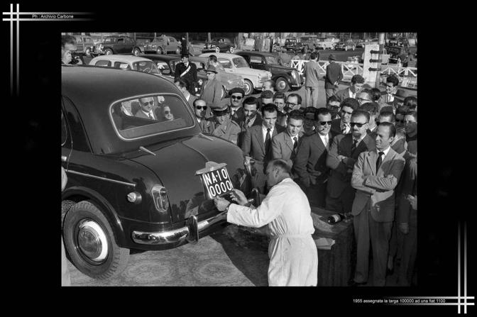 1955 - Targa 100000
