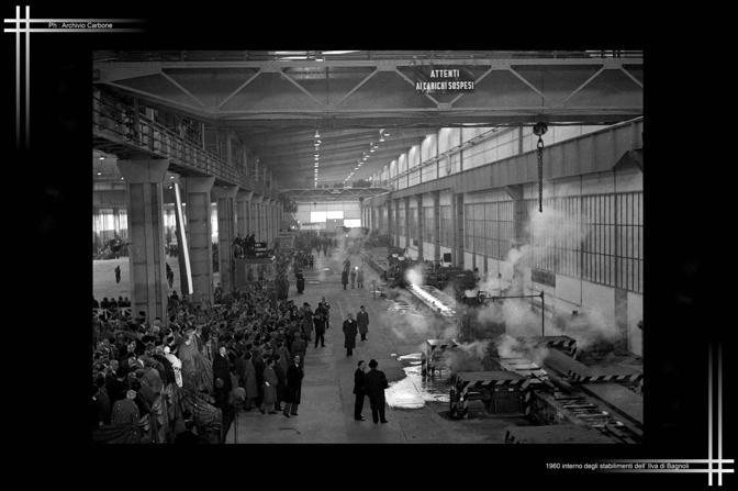 1960 - Stabilimenti Ilva di Bagnoli