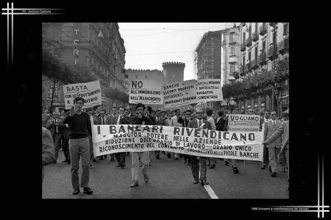 1969 - Sciopero dei bancari