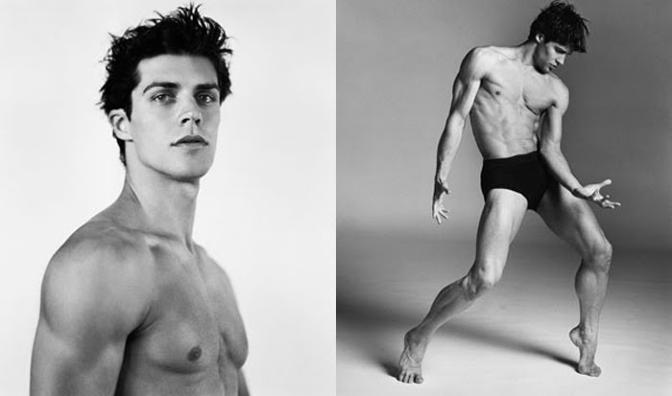 «Roberto Bolle: An Athlete In Tights» di Bruce Weber