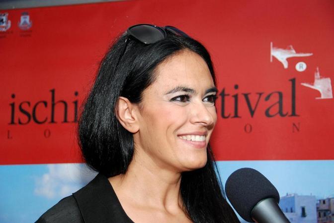 Maria Grazia Cucinotta Calendario.Maria Grazia Cucinotta La Fotogallery Corrieredelmezzogiorno