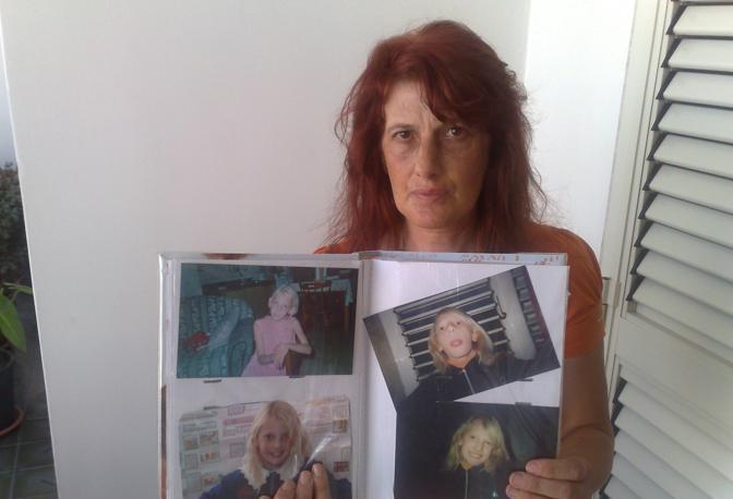 Concetta Serrano Spagnolo, la madre di Sara