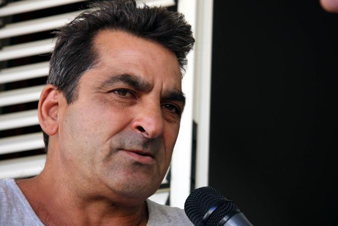 Giacomo Scazzi, il padre di Sara
