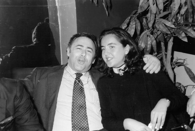 Riccardo Villari e Carla Della Corte