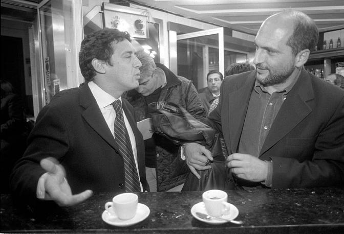 Guglielmo Allodi e Cozzolino