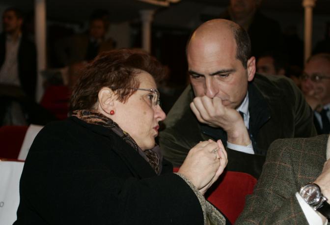 Con la deputata Luisa Bossa