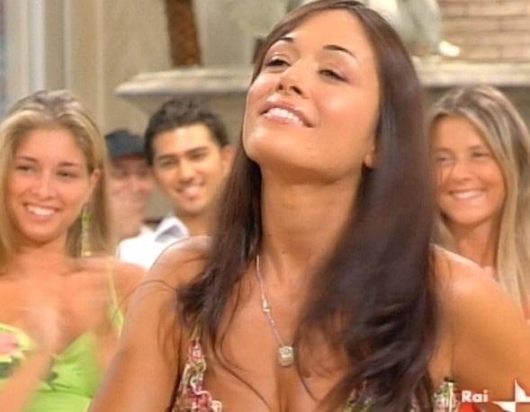 Mara Carfagna in una delle sue apparizioni televisive