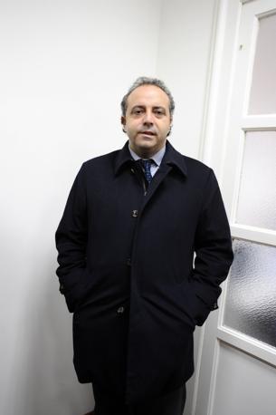 Bruno Cesario, co-fondatore del gruppo Responsabili