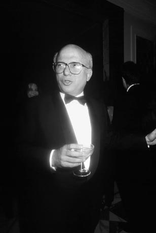 Paolo Cirino Pomicino negli anni in cui era ministro della Repubblica