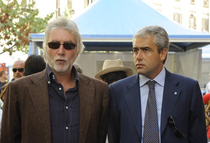 Fabio Chiosi e Rivellini