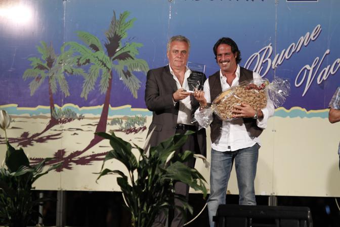 Ospite Marco Baldini, ex re di Radiodue in coppia con Fiorello