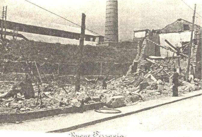 Cementificio Rione Ferrovia