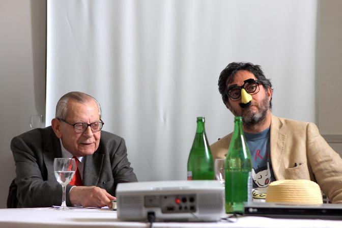Grouchofiore presenta il libro di Francesco Giusso