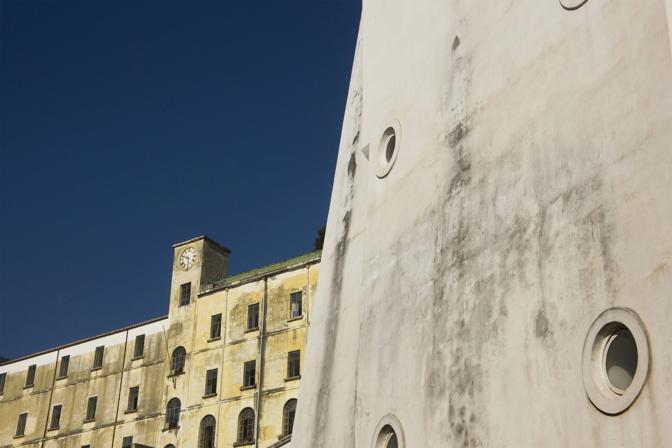 Convento San Nicola de Palma, edifico costruito nel 1060 per i monaci dell'Abbazia di Cava