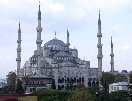 Sultan Ahmet (la Moschea Blu) a Istambul