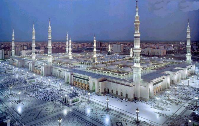 La moschea di Medina