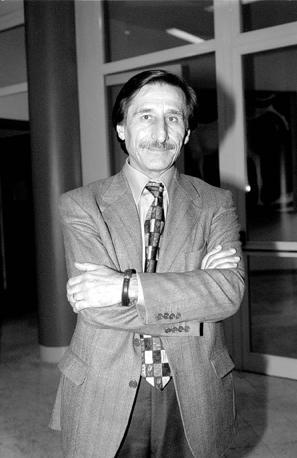Lorenzo Diana in una foto del 1998