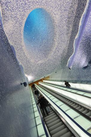 stazione metropolitana via toledo
