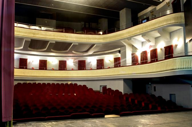 I Luoghi Del Napoli Teatro Festival