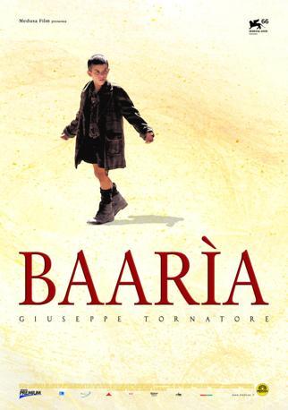 la locandina di Baaria