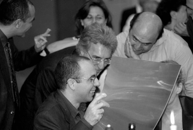 GIUSEPPE TORNATORE CON VALERIO CAPRARA