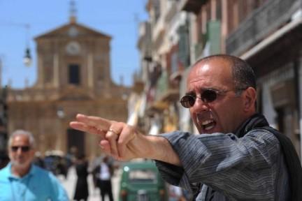 Sul set tunisino di Baarìa