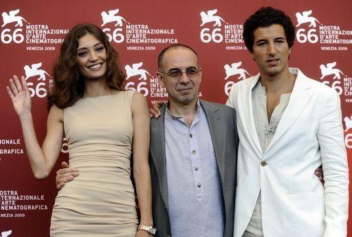Venezia 2009, con la Madè e Scianna