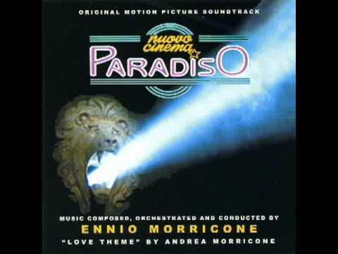 La colonna sonora diretta da Morricone