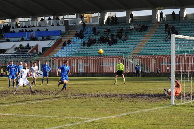 Salernitana vs Borgo a Buggiano: fotogallery ...