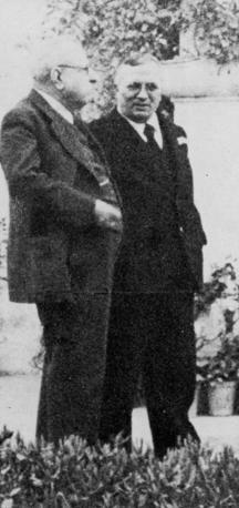 Benedetto Croce e TommasoFiore