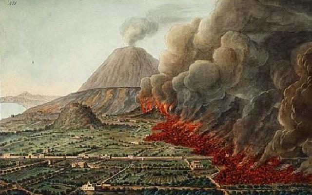 L'eruzione del 1631