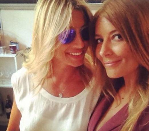 Con Maddalena Corvaglia