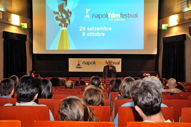 Napoli Film Festival 2014 - serata al cinema Vittoria