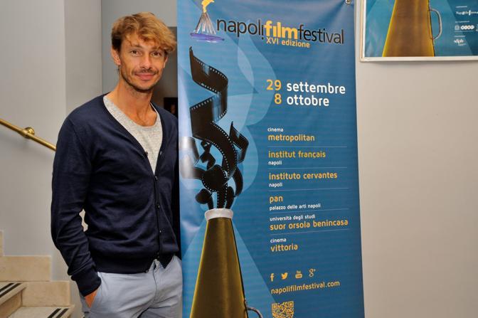 Napoli Film Festival 2014 Giorgio Pasotti