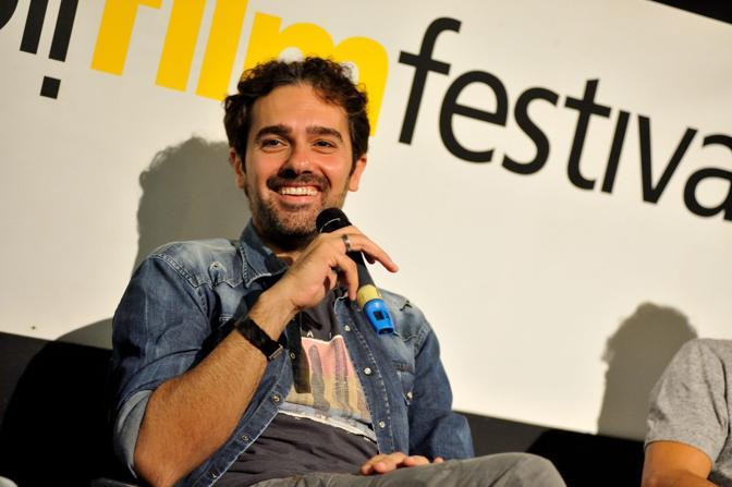 Napoli Film Festival Parole di cinema Incontro con Francesco Prisco Giorgio Pasotti