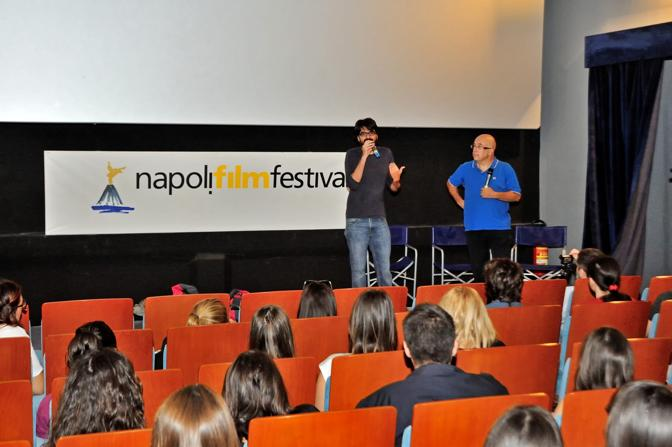 Napoli Film Festival parole di cinema incontro con Roan Johnson