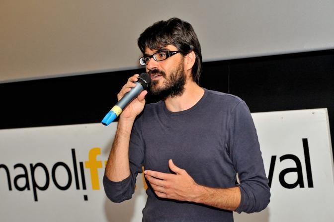Napoli Film Festival parole di cinema incontro con Roan Johnson Roan Johnson