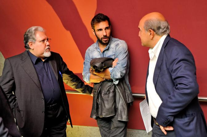 Napoli Film Festival cinema Metropolitan - incontro con Edoardo Leo