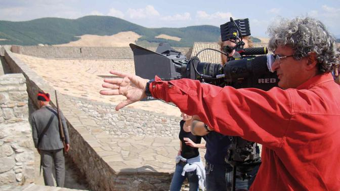 Deliceto, Foggia - NOI CREDEVAMO di Mario Martone, PALOMAR, RAI Cinema, RAI Fiction e LES FILM D'ICI - ©foto Roberto Benetti 2010