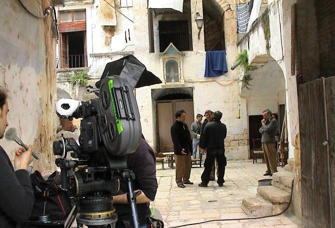 Casamassima, Bari - UERRA di Paolo Sassanelli MOOD film - ©foto di Daniele Trevisi 2009