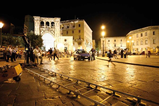 Lecce - MANUALE D'AMORE 2 di Giovanni Veronesi AURELIO E LUIGI DE LAURENTIS - ©foto di Tullio De Orsola 2007
