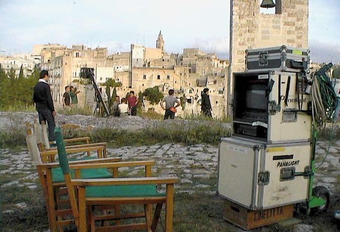 Gravina di Puglia, Bari - BALLETTO DI GUERRA di Mario Rellini SORPASSO film - ©foto Daniele Trevisi 2004