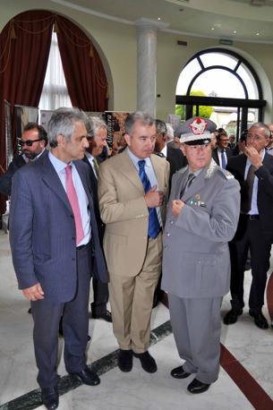 Nella foto il Ministro Alfredo Mantovano