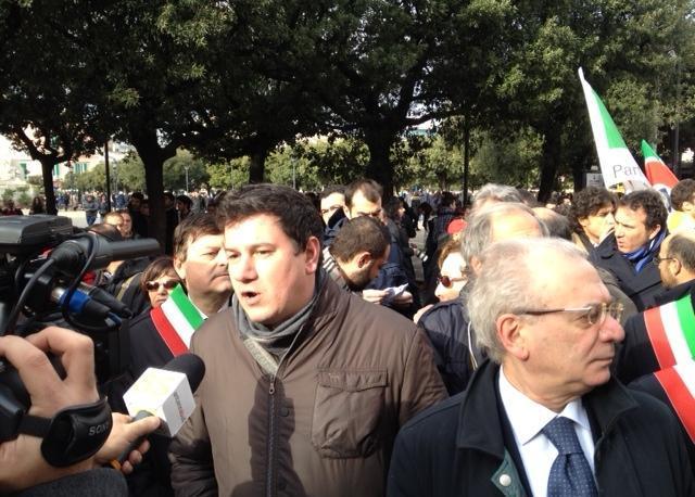 L'eurodeputato Sergio Silvestris