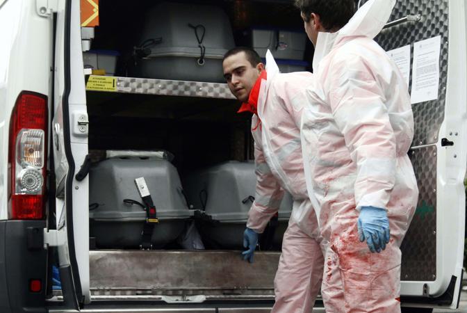 Mario Albanese uccide la ex moglie e altre tre persone