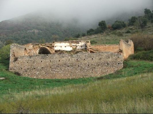 Eremi della valle di Stignano sul Gargano
