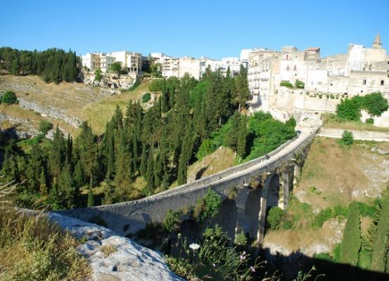 Ponte Acquedotto, Gravina in Puglia (Bari)
